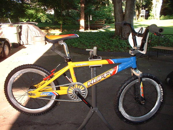 1998 Huffy Enigma