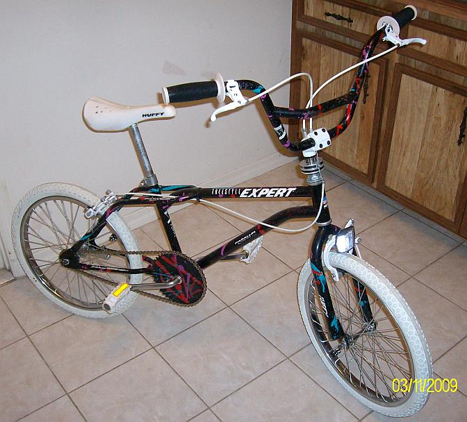 freestyle bikes of the 80s