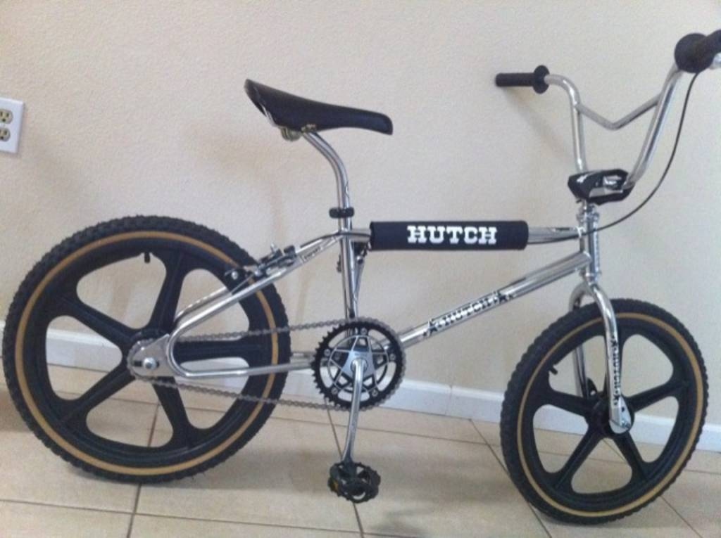 Hutch Bikes For Sale: 1982 Hutch Pro Racer