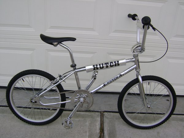 Hutch Bikes For Sale: 1984 Hutch Pro Raider
