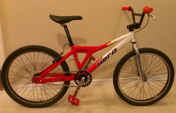 2001 Haro Group 1 SR 2.0 24