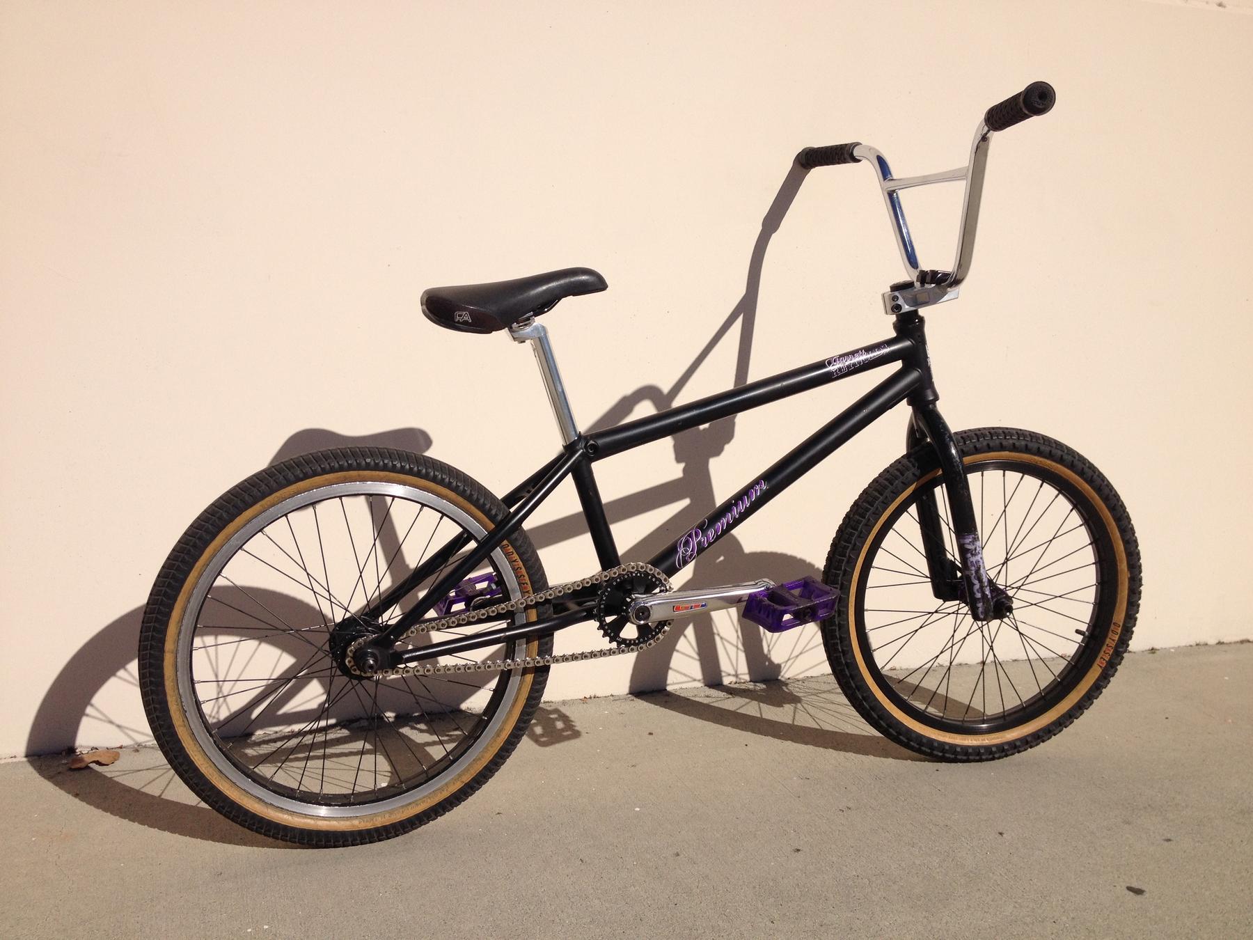 2011 Premium Products Deathtrap Garrett Reynolds - BMXmuseum.com
