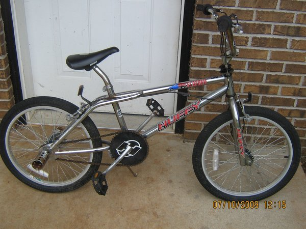 1998 Huffy Flatbed