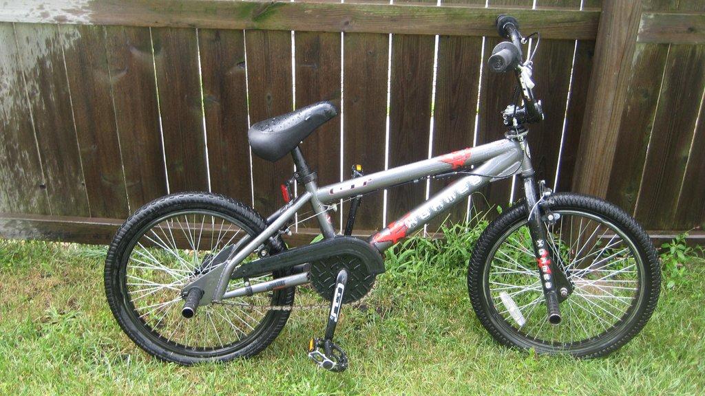 X Games Bmx Bike 2001 GT X-Games - BMXm...