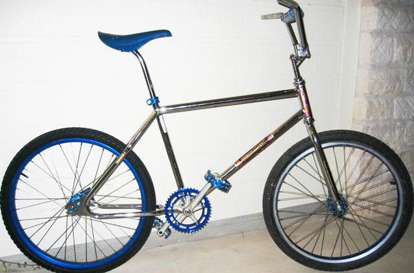 1982 Mongoose Two-Four 24
