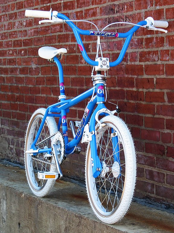 1987 Gt Pro Freestyle Tour Team Model Bmxmuseum Com