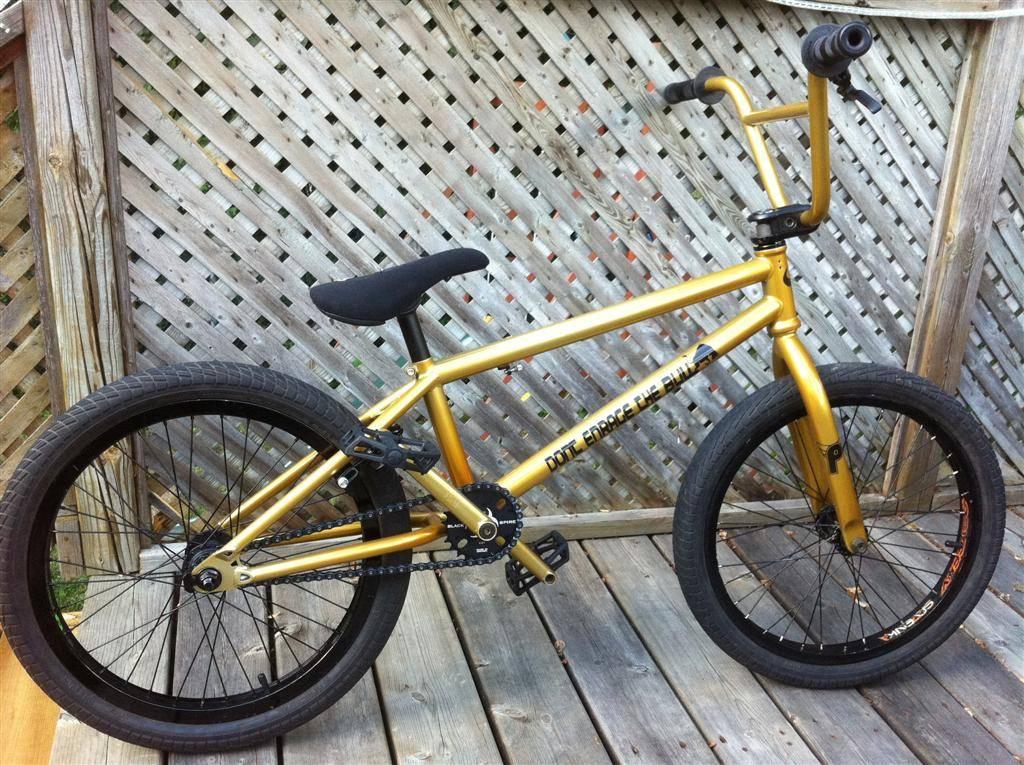 Bmx bikes mongoose blue