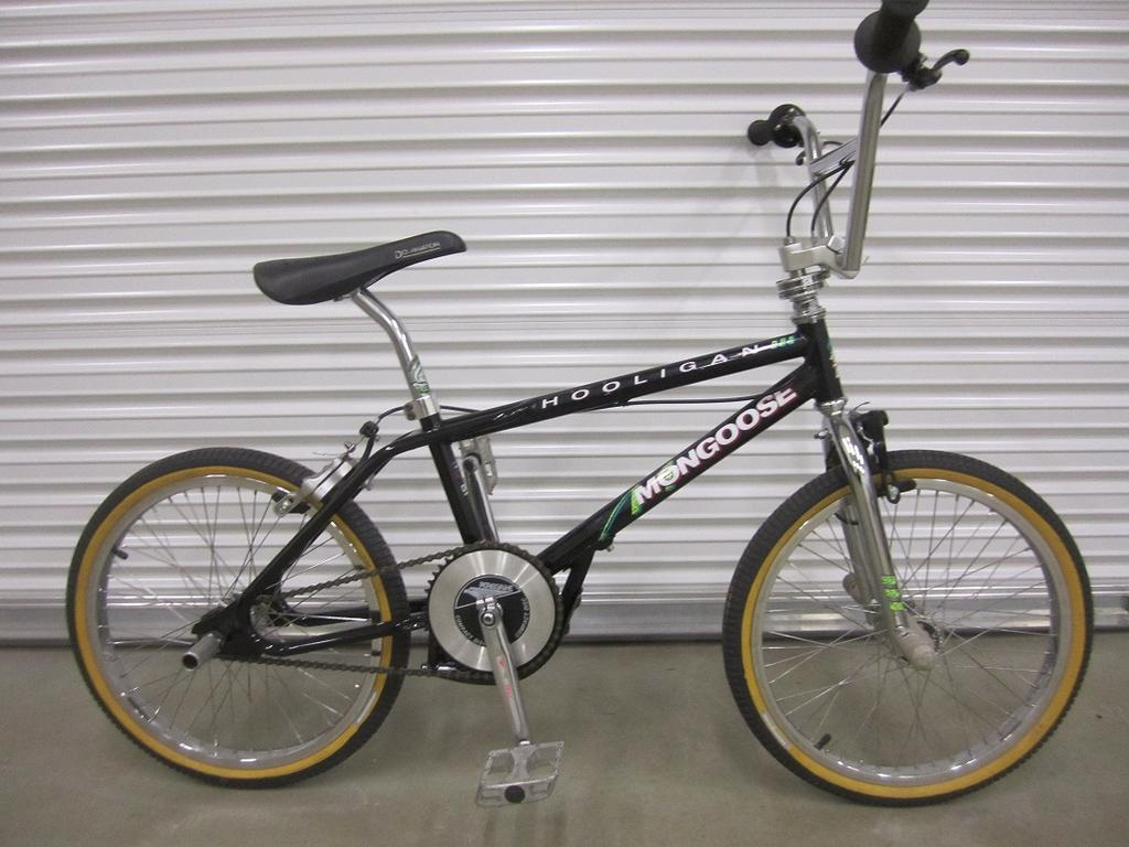 1990 Mongoose Hooligan Bmxmuseum Com