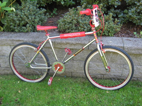 1982 Mongoose Two-Four