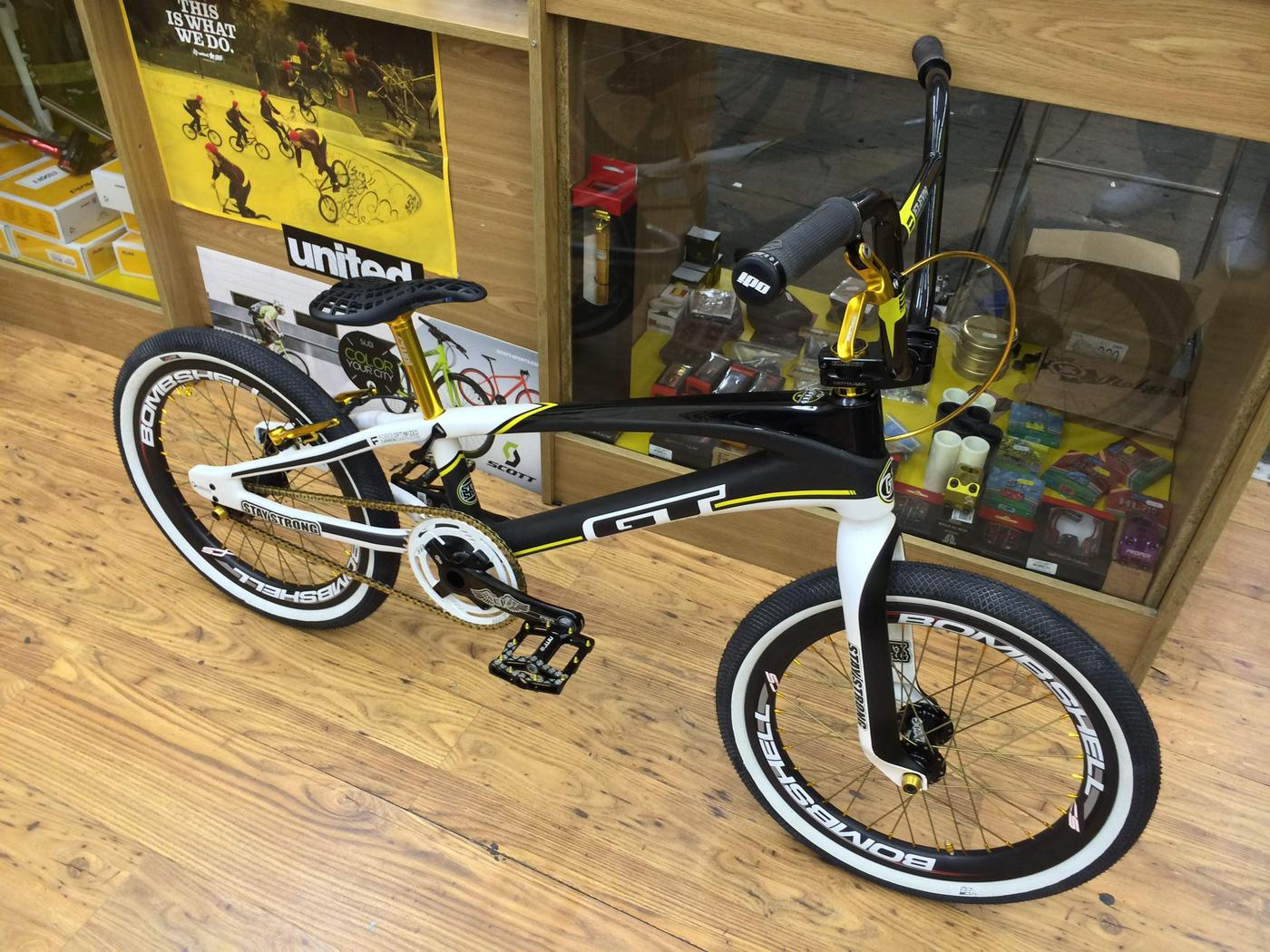 2014 GT Stay Strong - BMXmuseum com