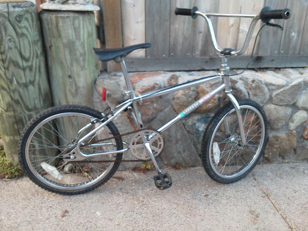 1988 Mongoose M-1