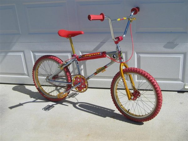 1980 Mongoose Supergoose