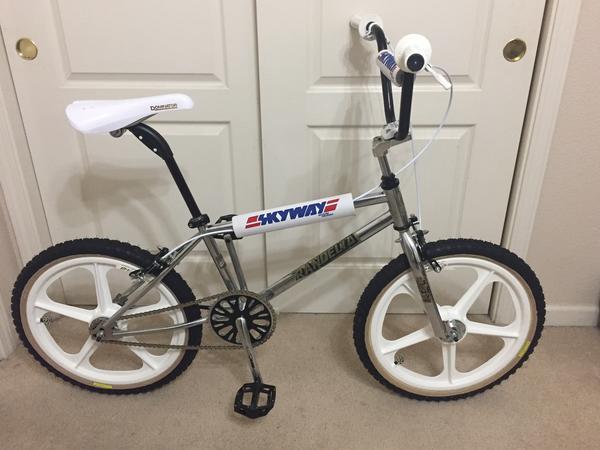 MX decal set Akisu Old School BMX