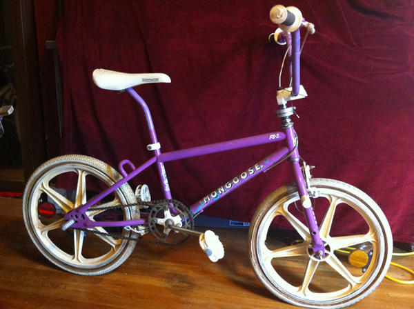 1986 Mongoose FS-1