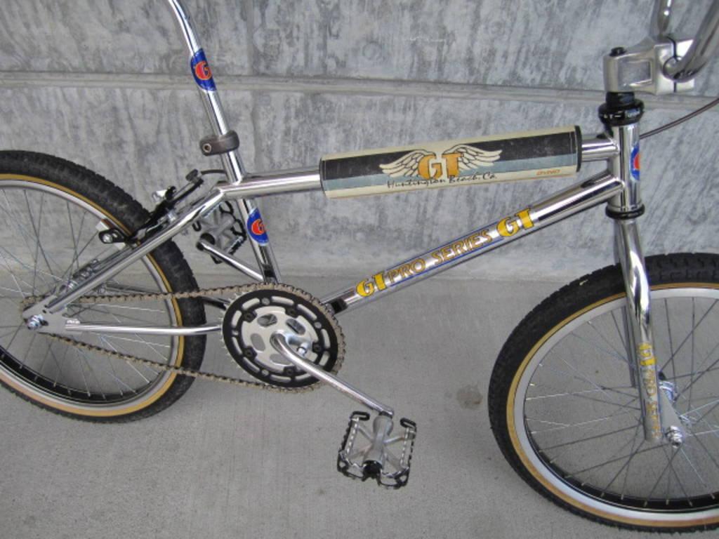 1984 Gt Pro Series Bmxmuseum Com