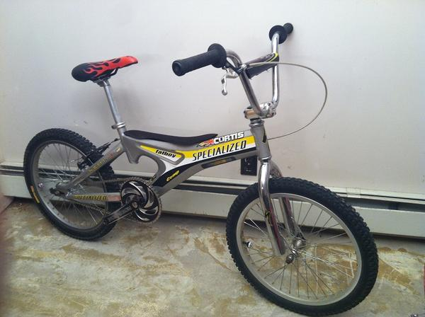1999 Specialized Fatboy Hemi Comp