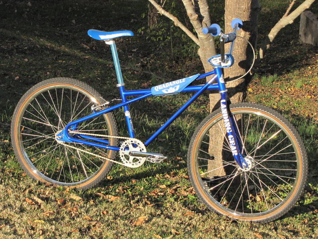 2012 Se Racing Quadangle 26 Bmxmuseum Com