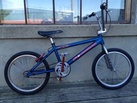1996 Schwinn Pro Modified 1 XS