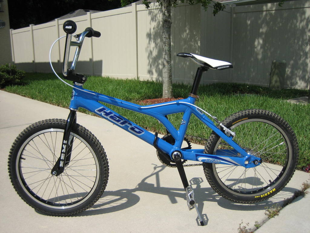 2001 Haro Group 1 Sr 2 0 Bmxmuseum Com