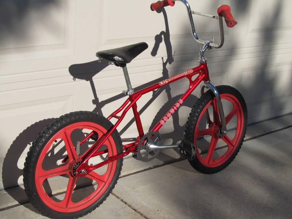 Carbon Fiber Bike >> 1979 Schwinn Mag Scrambler SX100 - BMXmuseum.com
