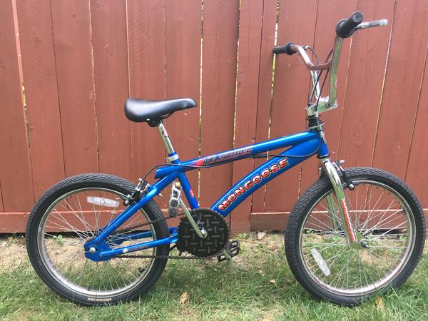 2003 Mongoose Machine