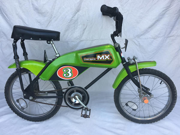 1976 Sears Free Spirit MX Bike - BMXmuseum com