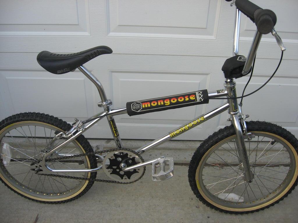 1985 Mongoose Californian Bmxmuseum Com