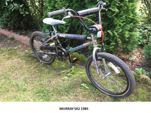 1985 Murray SX2