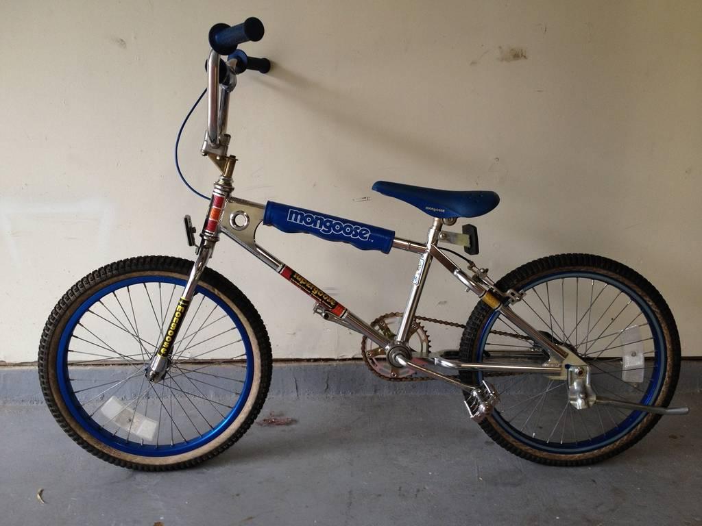 1980 Mongoose Supergoose Bmxmuseum Com