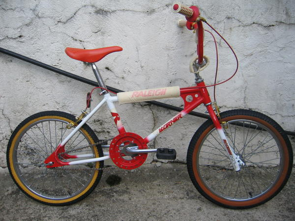 1983 Raleigh Extra Burner