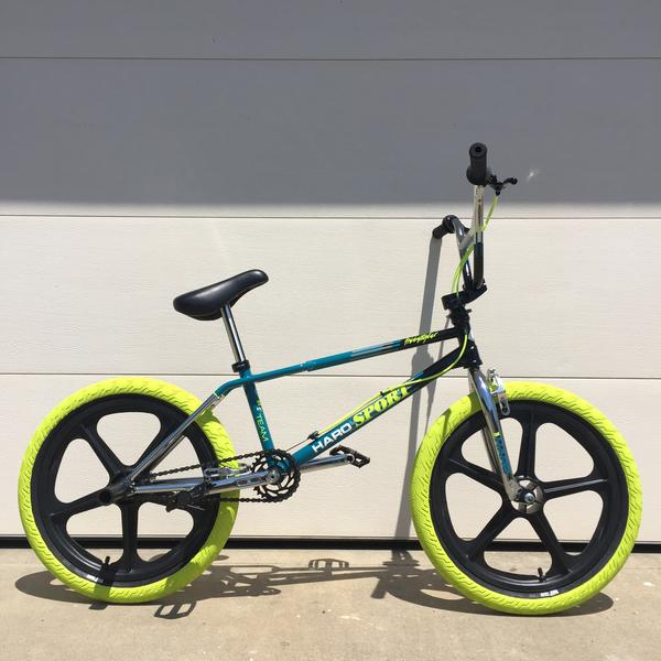 2017 Haro Lineage Team Sport