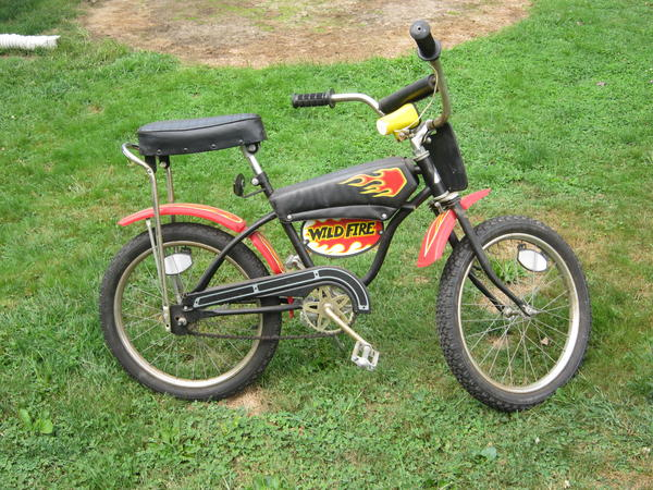 1976 Huffy Wildfire