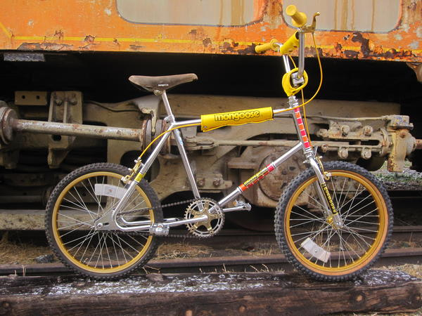 1981 Mongoose Moosegoose
