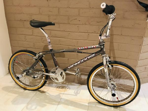1997 Mongoose Villian