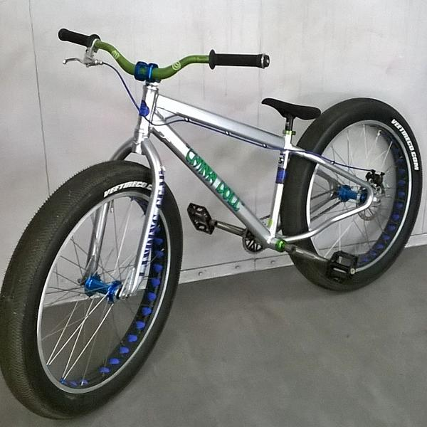 Fat Racing 74
