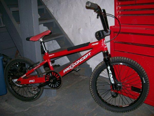 2002 Pro Concept Xxl