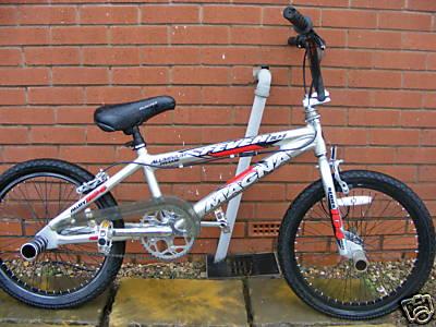 Bikes Magna Magna Fever