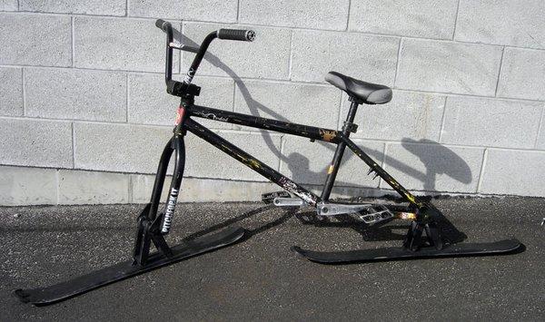 2006 S Amp M Black Bike Bmxmuseum Com