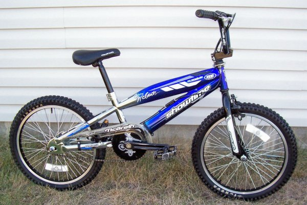 2002 Hyper Showtime Jeremy McGrath Signature Series