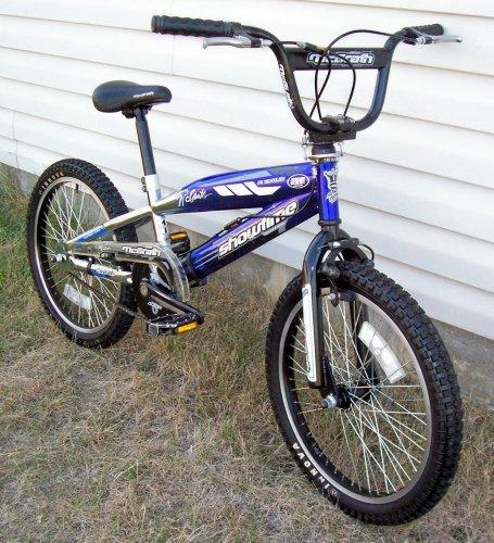 Jeremy Mcgrath Showtime Bmx Bike