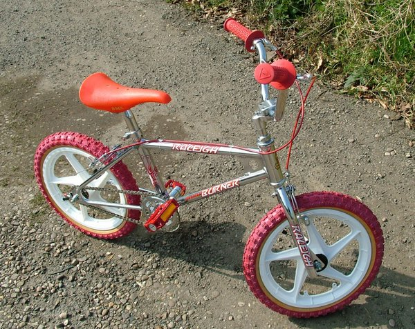 1984 Raleigh Mini Burner 16