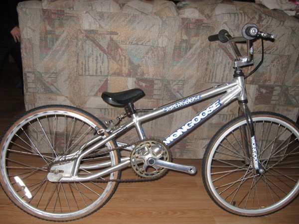 1998 Mongoose Supergoose Jr
