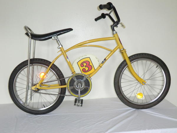 1975 Murray Yellow Jacket MX1