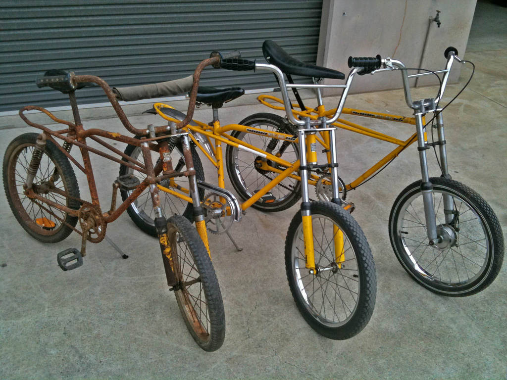 1975 Yamaha Moto-Bike - BMXmuseum.com