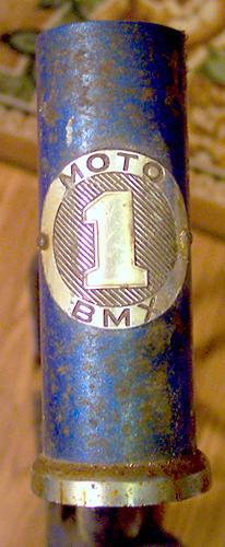 Moto One bmx mongoose copy