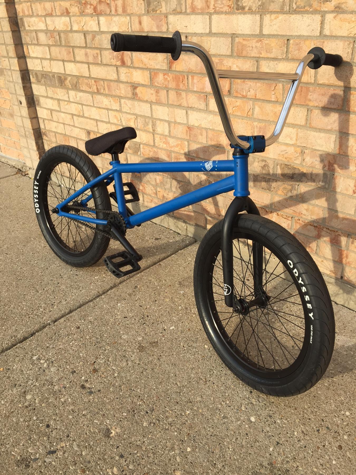 My bike on the bmx museum