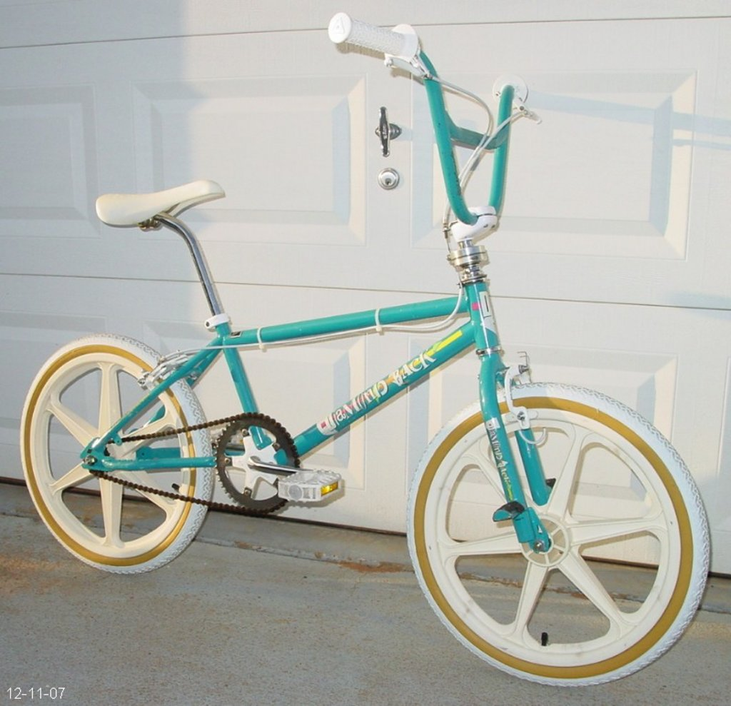 diamondback freestyle bikes
