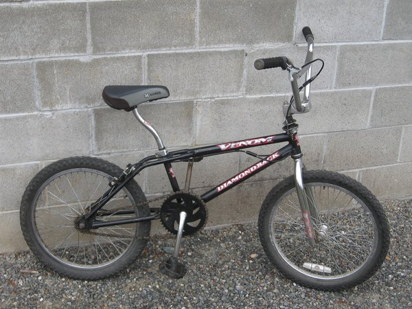 1996 Diamondback Venom