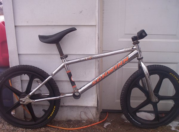 1998 Schwinn Super Stock 2
