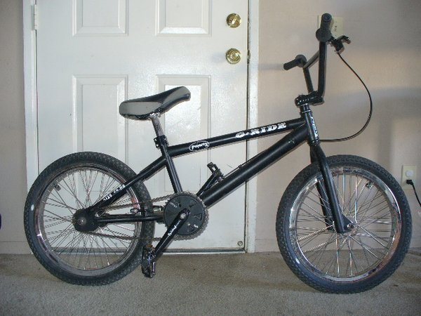 2004 Poverty G-Ride